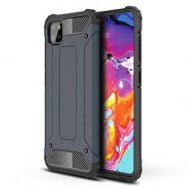 Samsung Galaxy Note 10 Lite Ütésálló Tok Armor 2in1 Hybrid Sötétkék