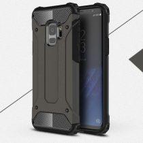 Samsung Galaxy S9 Tok Ütésálló Hybrid Armor Guard Bronz